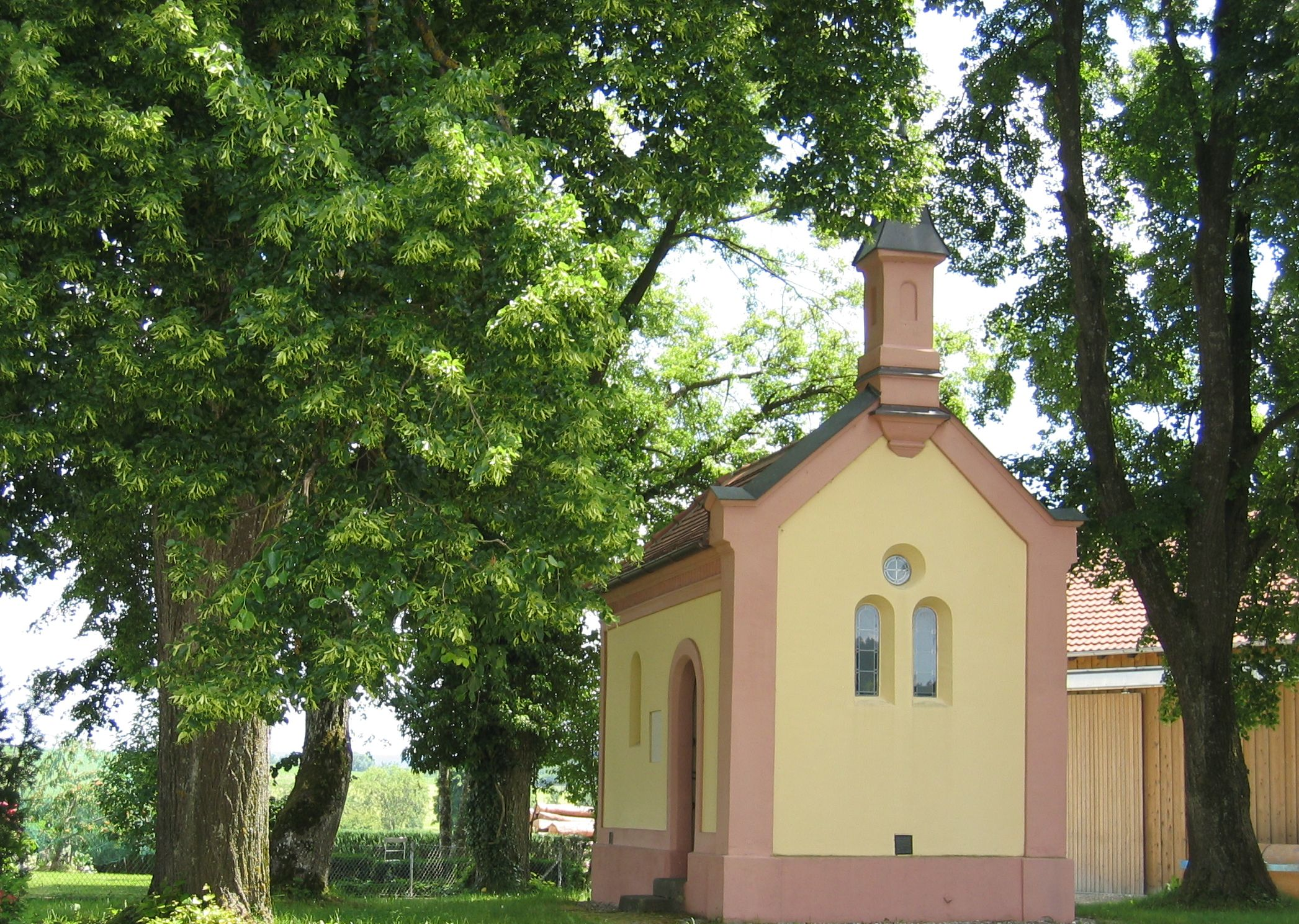 Kapelle Ettelried